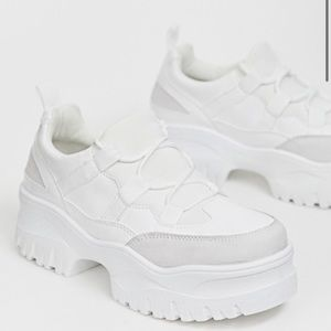 BRAND NEW ASOS CHUNKY SNEAKERS